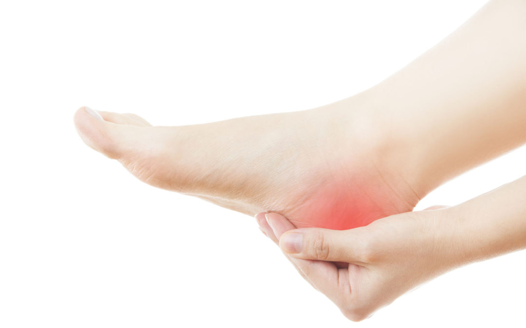 What Causes Heel Pain?