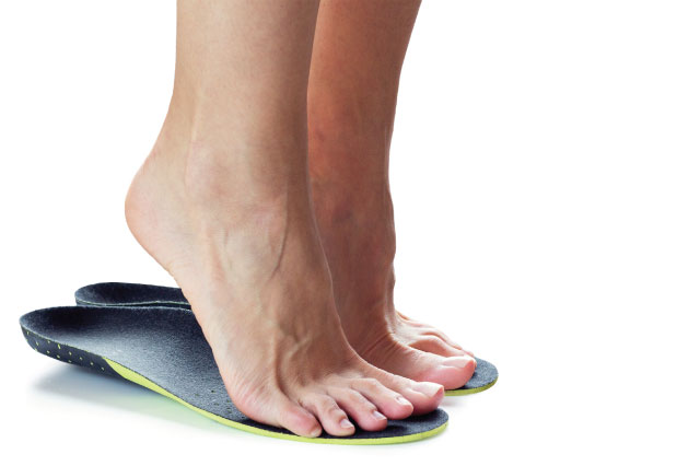 Orthotic Inserts and Orthopedic Shoes