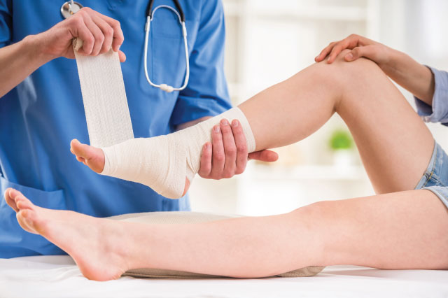 Ankle Injuries